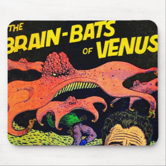 Het geweldige Vintage Grappige Stootkussen van de Muismatten