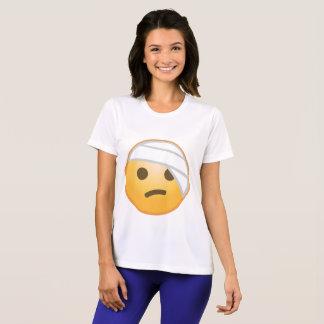 Het Gezicht Emoji van het verband T Shirt