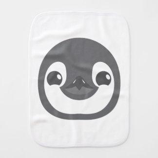 het gezicht van de babypinguïn monddoekje