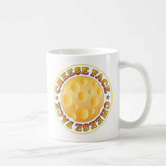 Het Gezicht van de kaas Koffiemok