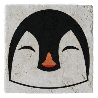 Het Gezicht van de pinguïn Trivet