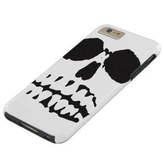 Het Gezicht van de schedel Tough iPhone 6 Plus Hoesje