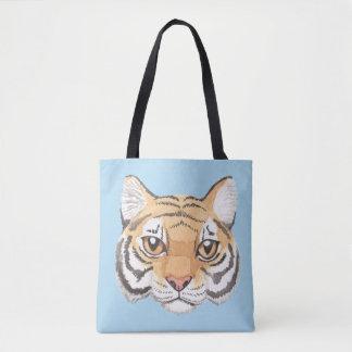 Het Gezicht van de tijger Draagtas