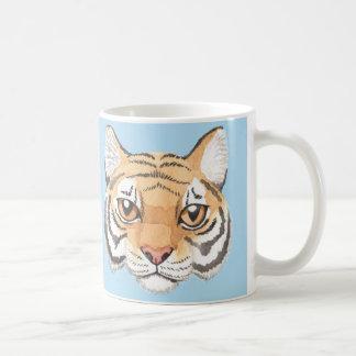 Het Gezicht van de tijger Koffiemok