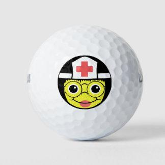 Het Gezicht van de verpleegster Golfballen
