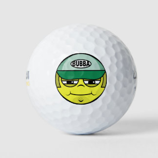 Het Gezicht van de vrachtwagenchauffeur Golfballen