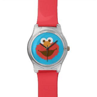 Het Gezicht van Elmo Horloge