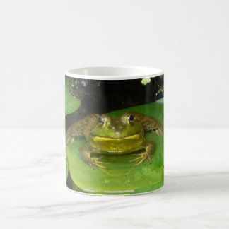 Het Gezicht van Froggy Koffiemok