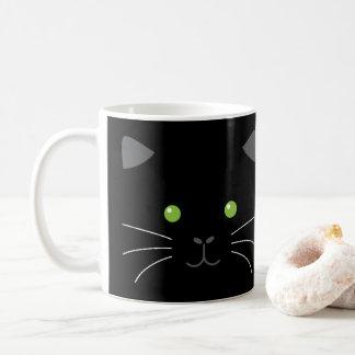 Het Gezicht van het kat Koffiemok