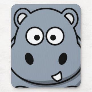 Het Gezicht van Hippo Muismatten