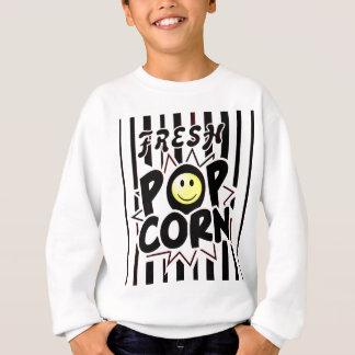 Het Gezicht van Smiley van de popcorn Trui