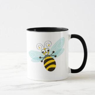 Het Gezoem van de cafeïne van Bee_daily van Mok