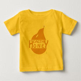 Het gezonde T-shirt van het Baby van de Honing