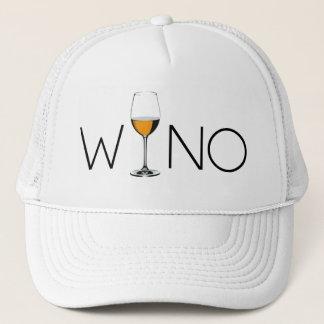 Het Glas van de Minnaar van de Wijn van Wino Trucker Pet