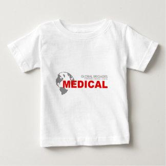Het globale Medische Overhemd van Brigades Baby T Shirts