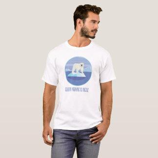 Het globale Verwarmen is Uncool T Shirt