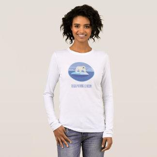 Het globale Verwarmen is Uncool T Shirts