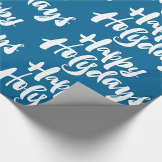 Het godsdienstige het Van letters voorzien Inpakpapier