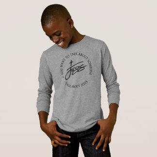 Het godsdienstige Lange T-shirt van het Sleeve