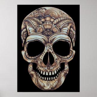 Het goede Poster van de Waarde van de Dood - Klaar