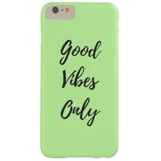 Het goede slechts Groene Hoesje van iPhone Vibes