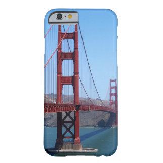 Het Golden Gate van San Francisco Barely There iPhone 6 Hoesje