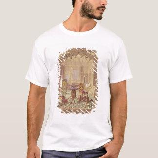 Het Gotische Meubilair van Pugin, door Augustus T Shirt