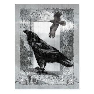 Het gotische Victoriaans Art. van de Fantasie van Briefkaart