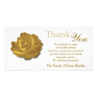 Het goud nam de Sympathie van het Tapijtwerk dankt Kaart