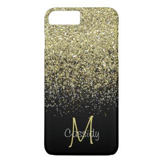 Het goud schittert, Mobiele Girly, Trendy, iPhone 8/7 Plus Hoesje