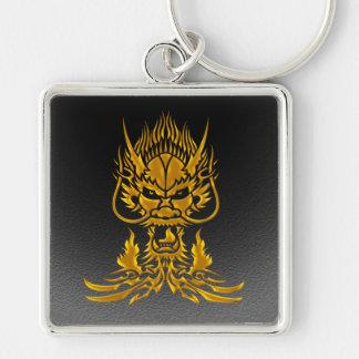 Het goud van de Draak van de duivel Sleutelhanger
