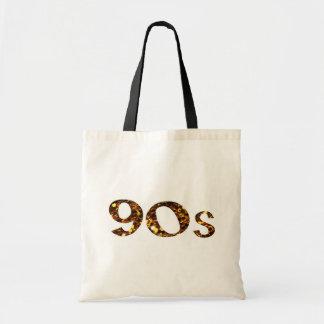 het Goud van de Nostalgie van jaren '90 schittert Draagtas