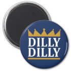 Het Goud van Dilly van Dilly Magneet