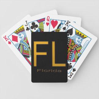 Het goud van FL Florida Pak Speelkaarten