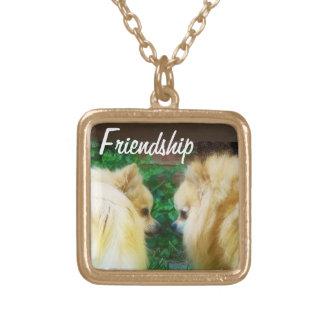 Het Goud van het ketting - Vriendschap