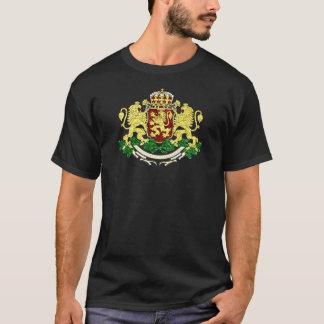 Het Goud van het Wapenschild van Bulgarije T Shirt