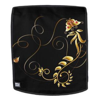 Het Goud van vlinders Rugtassen