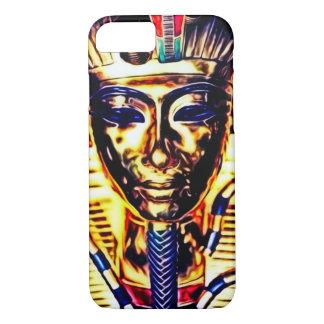 Het gouden Egyptische Art. van het Luchtpenseel iPhone 7 Hoesje