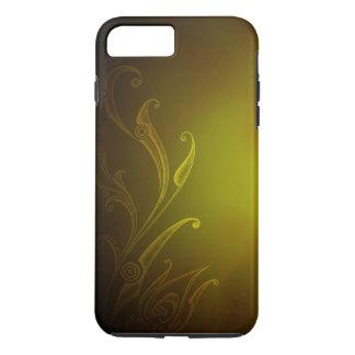 Het Gouden Heldere afbeelding van de zomer iPhone 7 Plus Hoesje