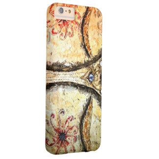 Het gouden Hoesje van iPhone van de Ogen van