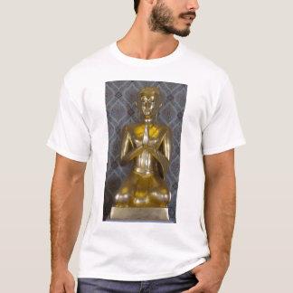 Het gouden overhemd Bangkok van Boedha T Shirt