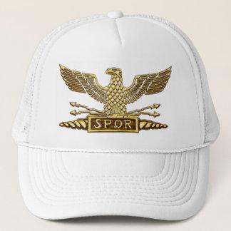 Het gouden Roman Legioen van Eagle Trucker Pet