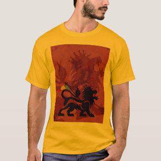 Het gouden T-shirt van de Leeuw Ras