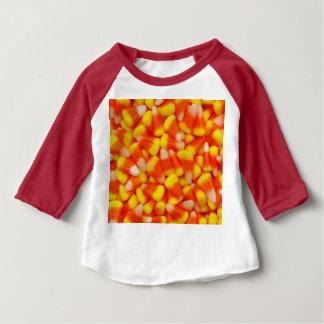"""Het """"graan van het snoep """" baby t shirts"""