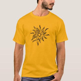 Het grafische Ontwerp van de Zonnestraal T Shirt