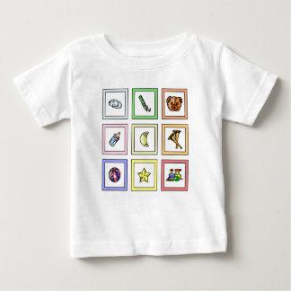 Het Grafische T-shirt van de baby
