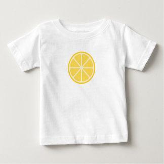 Het Grafische T-shirt van het Baby van de citroen