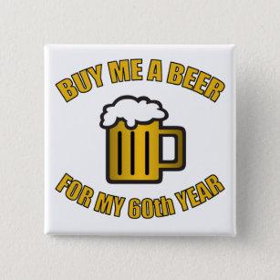 Bier Verjaardag Buttons Zazzle Nl