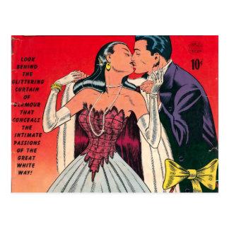 Het Grappige Boek van de Romancen van Broadway Briefkaart