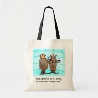 Het grappige Canvas tas van Themed van de Wijn